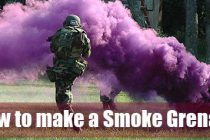 How to Make a Smoke Grenade