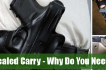 Concealed Carry – Why Do You Need One