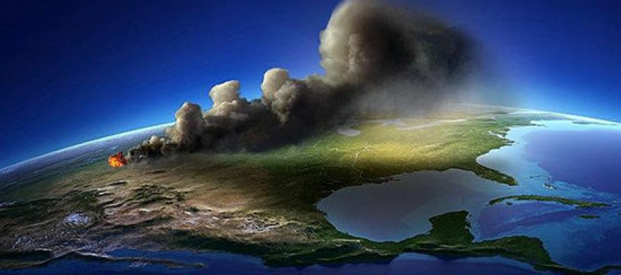 The yellowstone volcano has just become the worlds largest ticking the yellowstone volcano has just become the worlds largest ticking bomb sciox Gallery