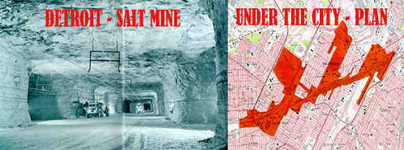 Whats The Closest Natural Nuclear Bunker To Your Home