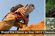 Who Would You Choose as Your SHTF Companion?