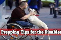 Prepping Tips for the Disabled