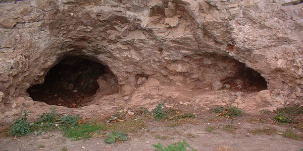 Shelter Caves