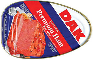 ham prepper food