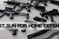 Best Gun for Home Defense