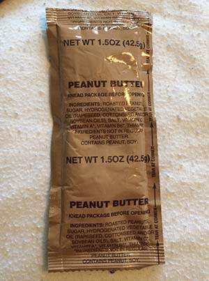 Straight Peanut Butter
