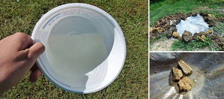 How to Build a Water Purification System in 10 Minutes