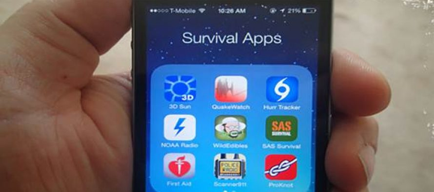 10 Awesome Survival Apps