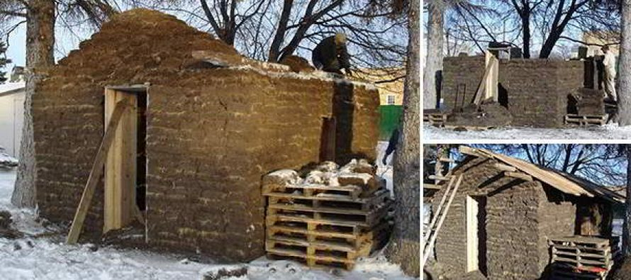 How to build a dirt cheap sod house soddy ask a prepper for Build your home