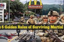 The 6 Golden Rules of Surviving Martial Law