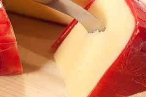 waxing cheese