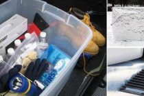 When the Snow Falls, Make Sure These Items Are in Your Trunk