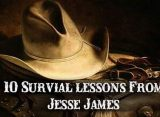 10 Survival Lessons from Jesse James