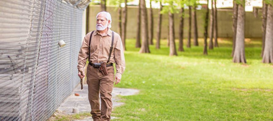 How A Senior Citizen Prepares For SHTF