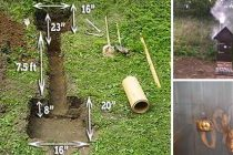 How to Build a Smokehouse In Your Backyard (with Pictures)