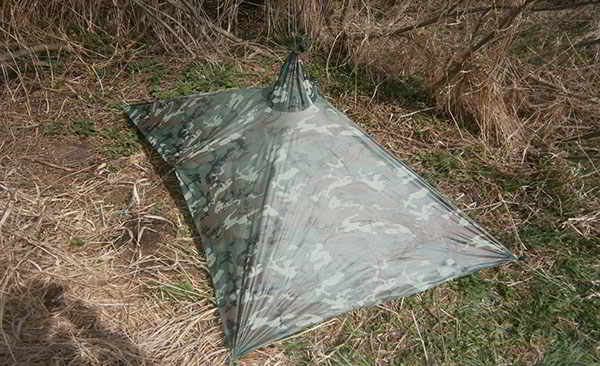 F 13 Different Ways to Use a Military Poncho as a Shelter & 13 Shelters That You Can Build With A Military Poncho - Ask a Prepper