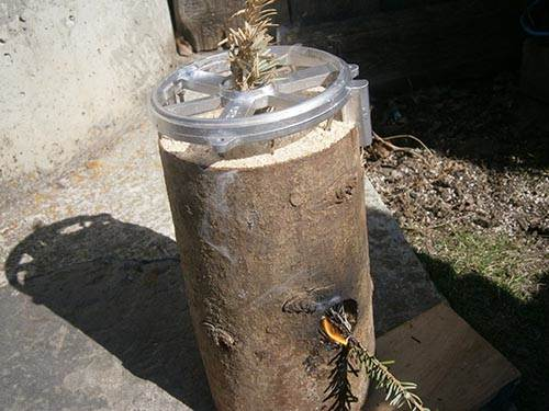 0 log stove rocket stove