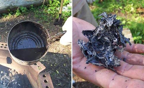 9. newtar How To Make Fuel From Birch Tar