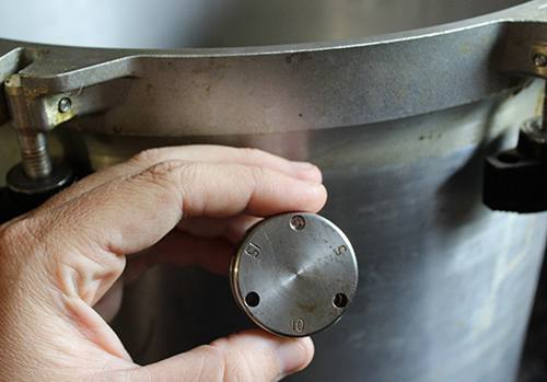 Canning Weight for Weighted Guage Canner