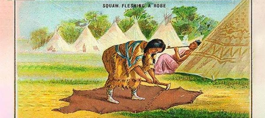21 Native American Life Scenes from 150 Years Ago