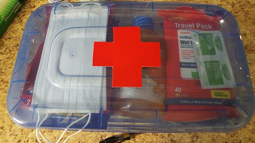 DIY Dollar Store First Aid Kit 2