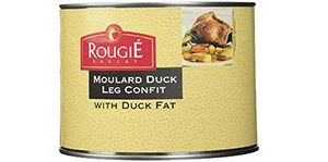 canned duck confit
