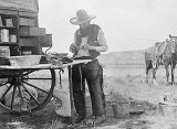 What Plants Cowboys Ate in the West
