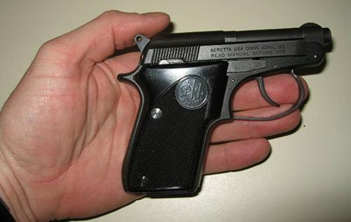 pocket pistol