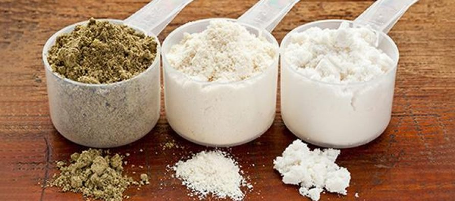 How To Choose, Use & Store Protein Powder for Preppers