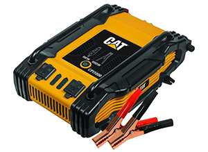 Power Inverter Turn a Car Battery Into an Emergency Power Source For the Home