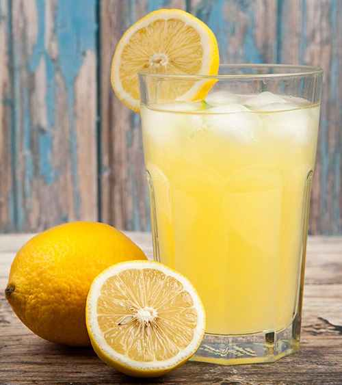 lemon juice