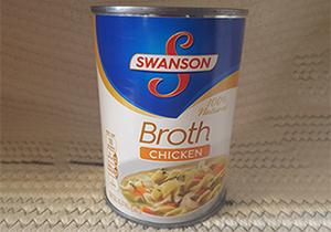 broth chicken