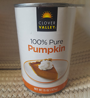 pumpkin puree