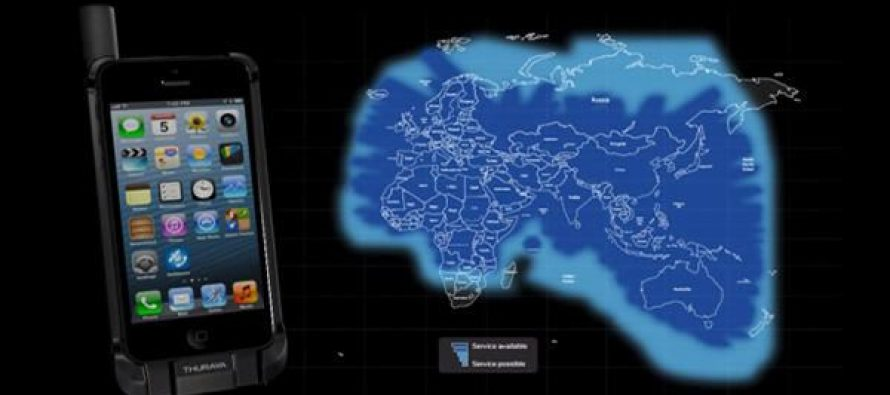 How to Turn Your Android or iPhone Smartphone Into A Satellite Phone