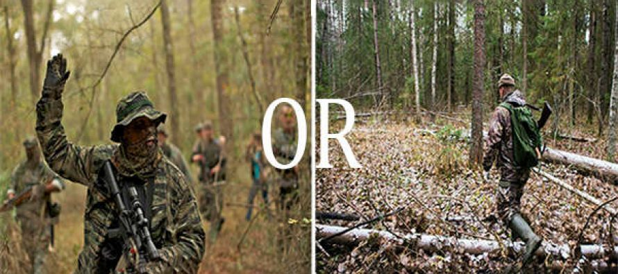 Are you a Community Member or a Lone Wolf Survivalist?
