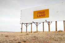 Where Free Land Can Be Found in the USA