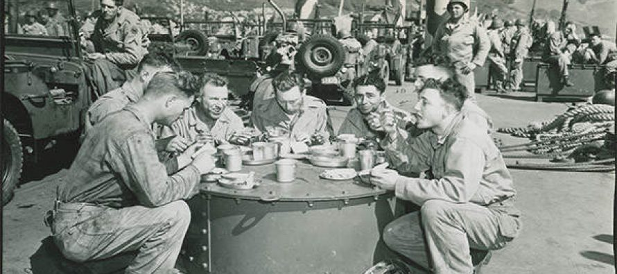The 5 Survival Foods that Saved Lives During World War II