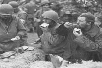 5 Survival Foods Made By Soldiers During WW2 On The Normandy Front