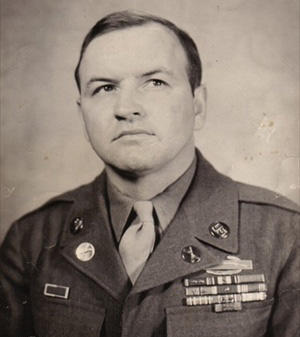 Veterans Day - Thank You For Your Service, Llewellyn Morris Chilson