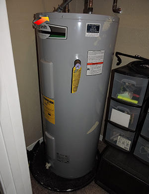 Survival Water from Your Hot Water Heater