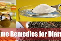 5 Home Remedies for Diarrhea