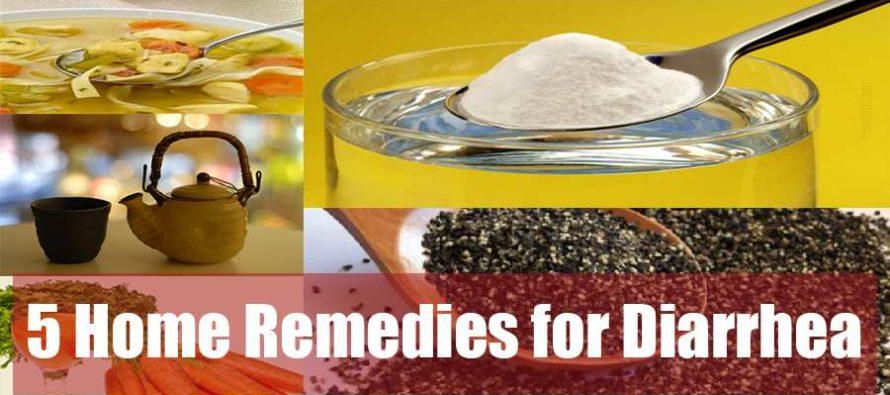 5 Home Remedies for Diarrhea - Ask a Prepper