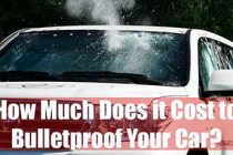 How Much Does it Cost to Bulletproof Your Car?