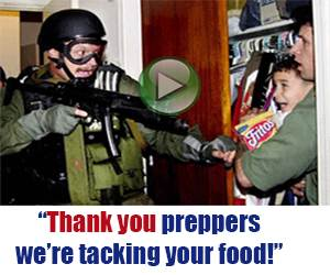 Thank you preppers