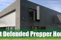Best Defended Prepper Homes