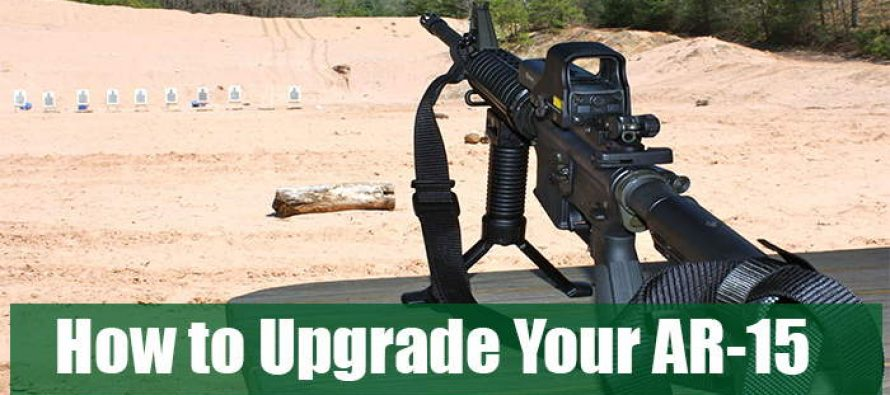 AR-15 Upgrades You Should Think About
