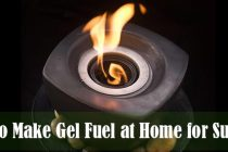 How to Make Gel Fuel at Home for Survival