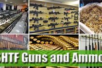 SHTF Guns and Ammo