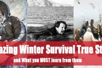 3 Amazing Winter Survival Stories – and What you MUST learn from them
