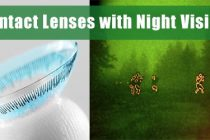 Contact Lenses with Night Vision